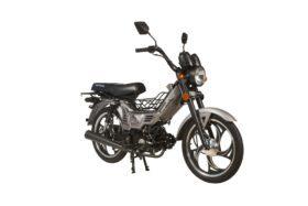 Mopedo stříbrný